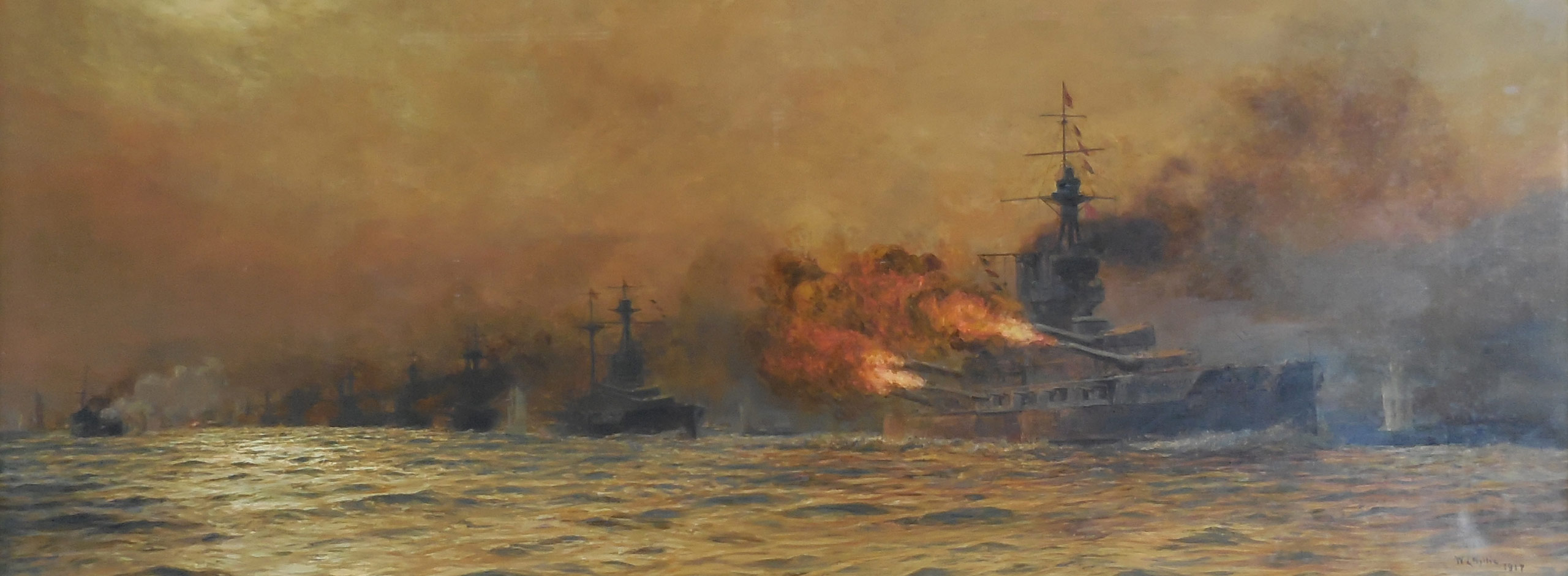 THE BATTLE OF JUTLAND CENTENARY INITIATIVE
