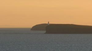 Hoxa Sound, Scapa Flow