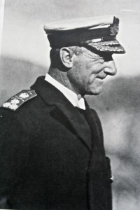 Admiral Jellicoe. In later years.