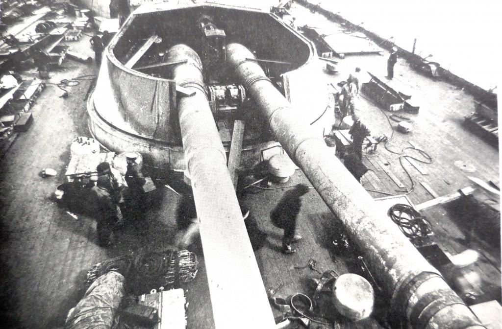 Lion's Q turret