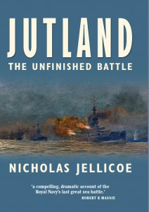 Nick Jellicoe's book will be published by Seaforth at the end of March 2016